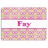 roze placemat bedrukken voor meisje - pink placemat personalised for girl