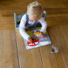 leuke placemats voor kids met naam - fun placemats for kids with a name